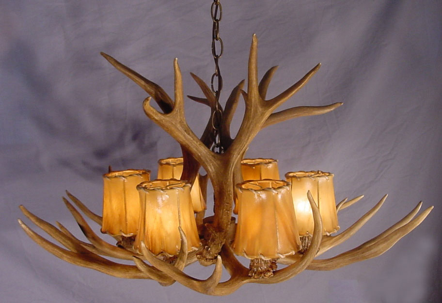 Make Your Own Chandeliers | Antler Chandeliers | Antler Lighting